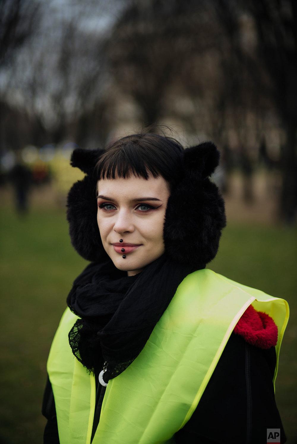 Livia, 21  Literature student