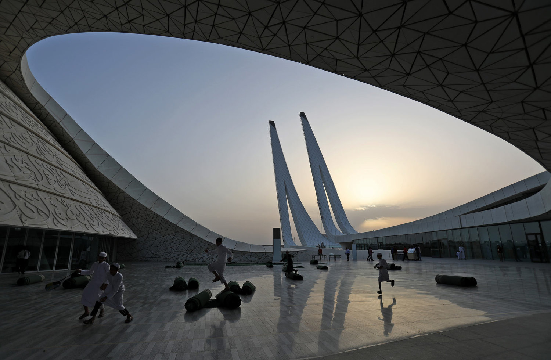 Vibrant Qatar shrugs off Arab boycott ahead of 2022 World