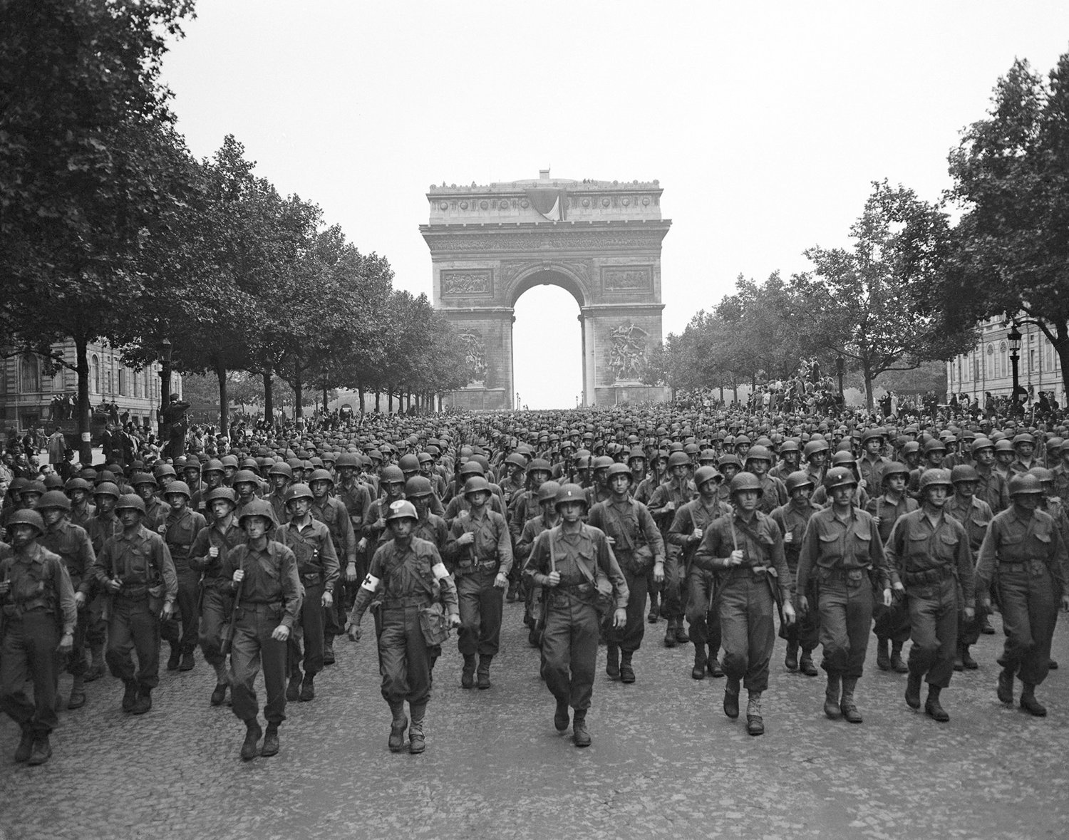 75th Anniversary of the Liberation of Paris