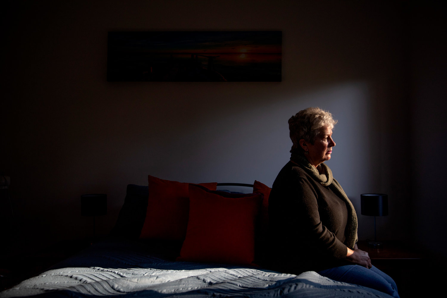 Australian mother fights to save addicted son from opioids
