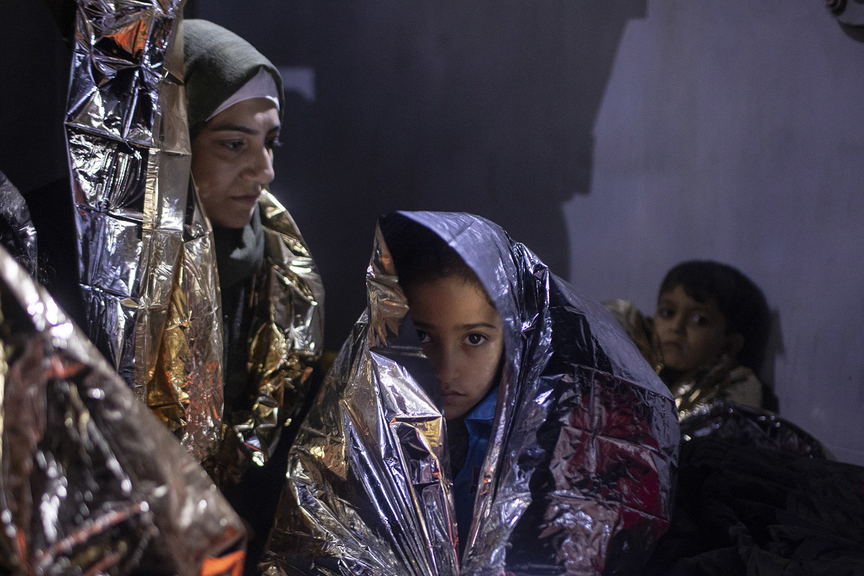 Migrant surge overwhelms Greek islands