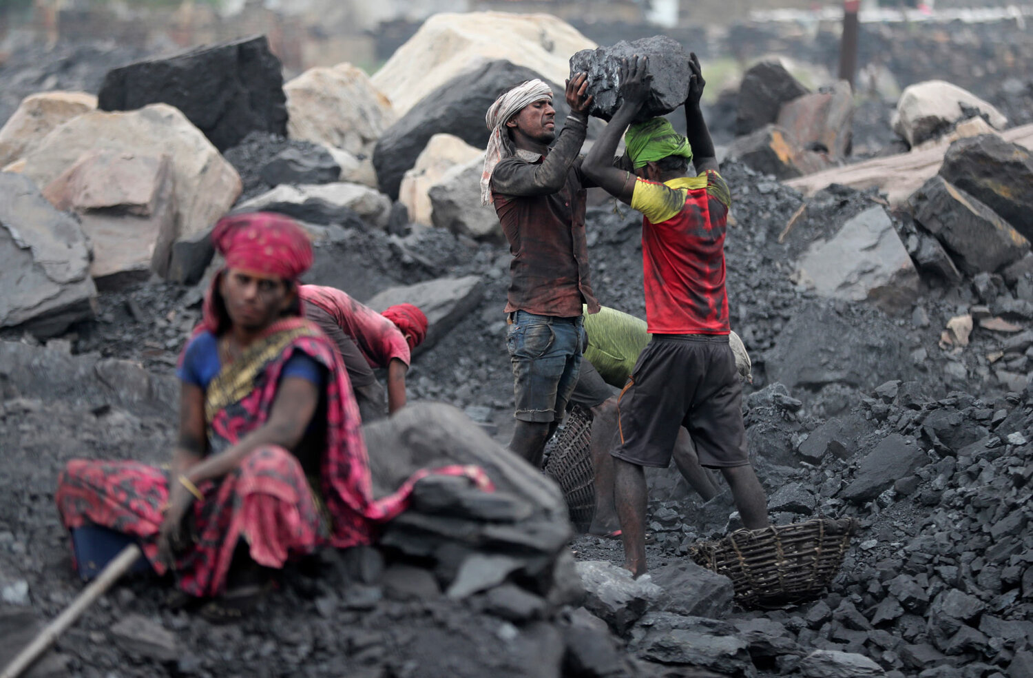 Indian coal mines still burning after a century