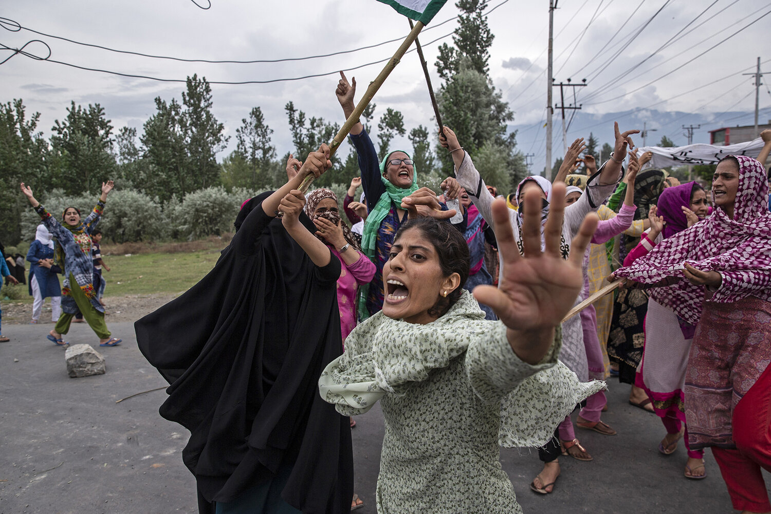 AP photographers win 2020 Pulitzer Prize for Feature Photography ...