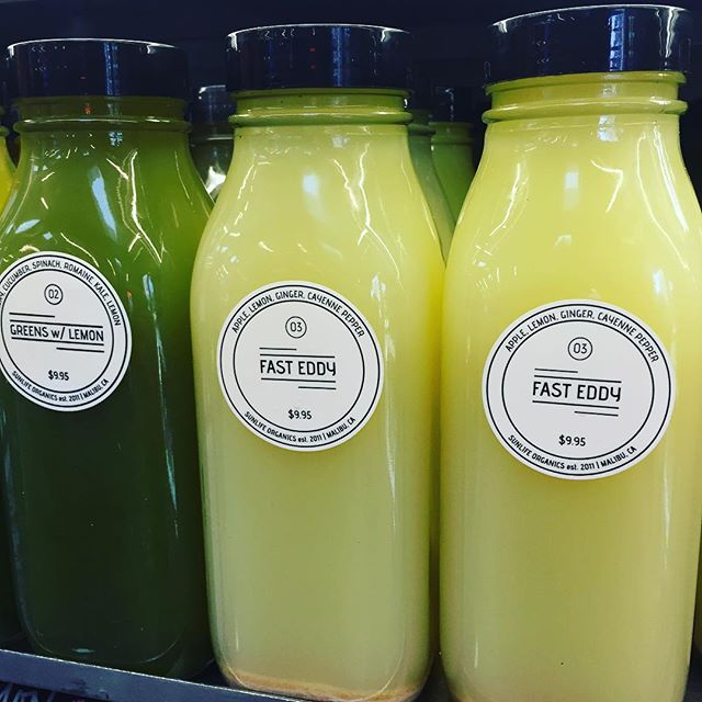 Loving this juice spot in Malibu, CA. Detox, cleanse and give  your body the nutrients it needs by juicing at a minimum 3X a week. #juicing #healthy #malibu #greenjuice
