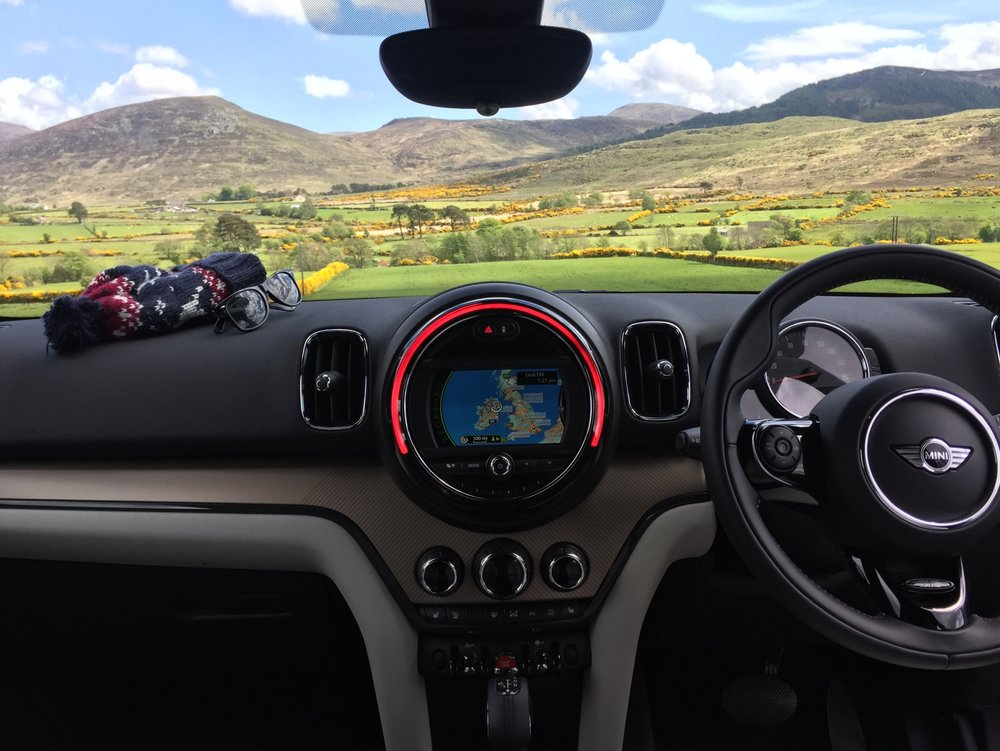 mini_countryman_david_prentice_ni_explorer_niexplorer_northern_ireland