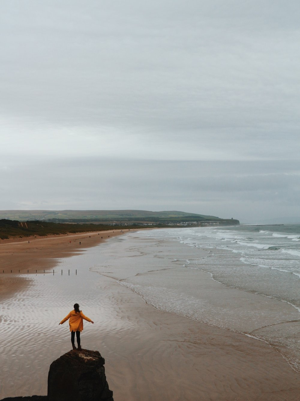 AUTUMN DAYON THENORTH COAST -