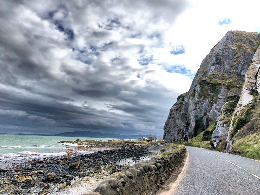 Garron Road, County Antrim