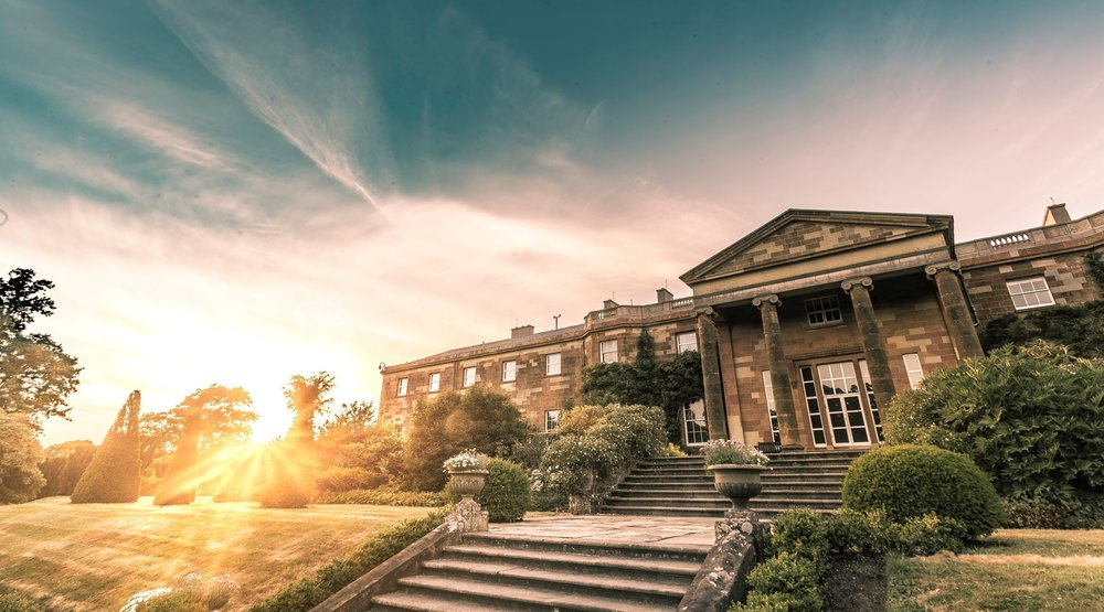 HILLSBOROUGH CASTLE REOPENING -