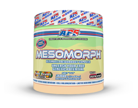 APS Nutrition Mesopmorph