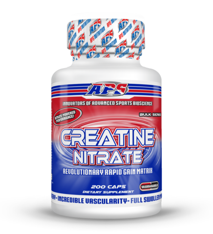 APS Nutrition Creatine Nitrate