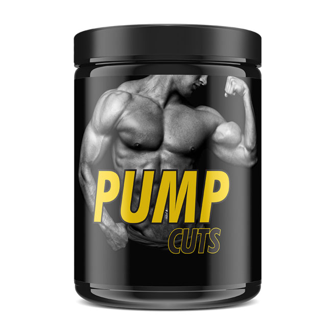 BlackMarket Labs Pump Cuts