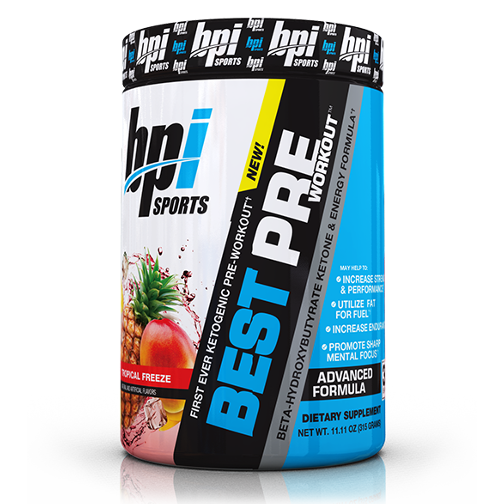 BPI Sports Best Pre-Workout