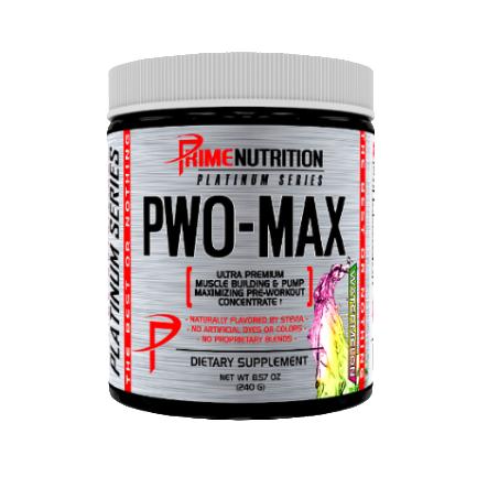 Prime Nutrition PWO-MAX