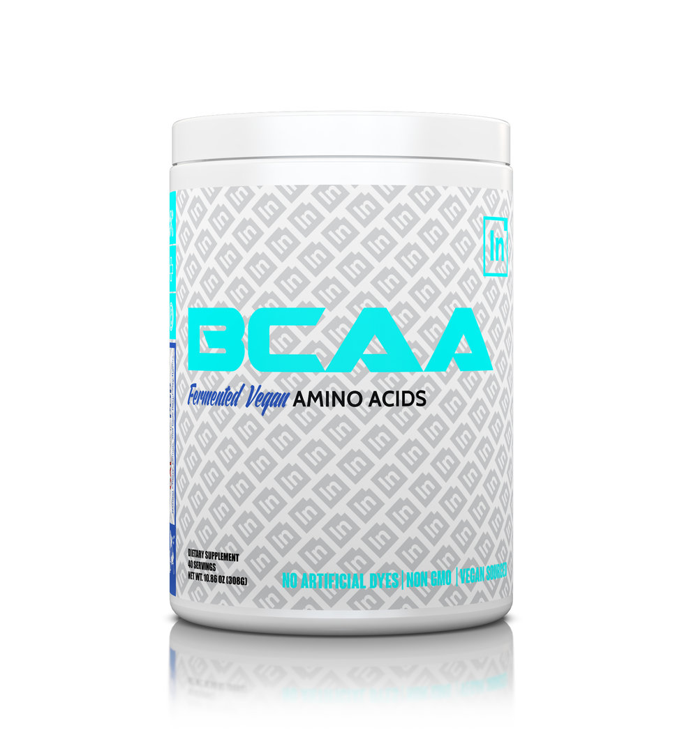 Inspired Nutraceuticals Fermented Vegan BCAA