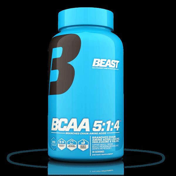Beast Sports BCAA Caps