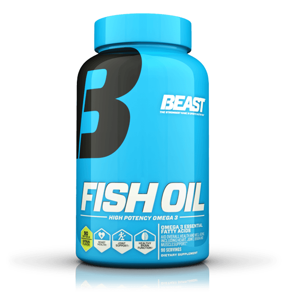 Beast Sports Fish Oil