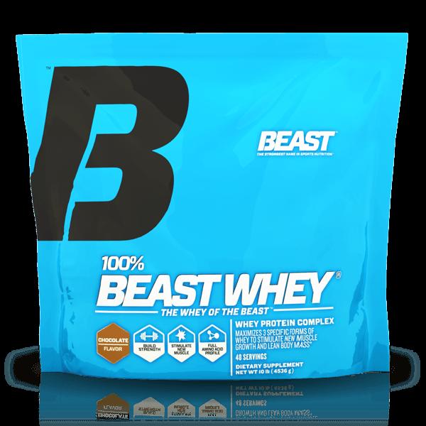 Beast Sports 100% Beast Whey