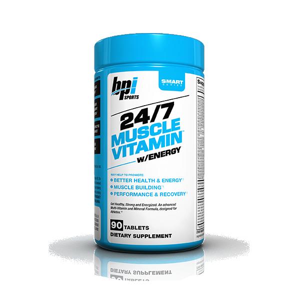 BPI Sports 24/7 Muscle Vitamin