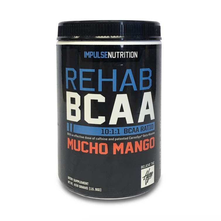 Impulse Nutrition Rehab BCAA