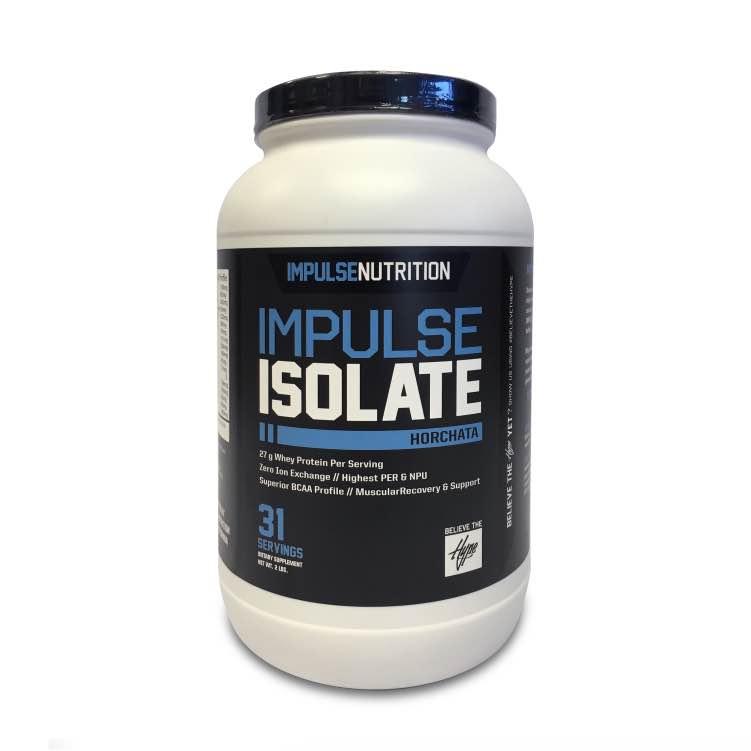 Impusle Nutrition Impulse Isolate