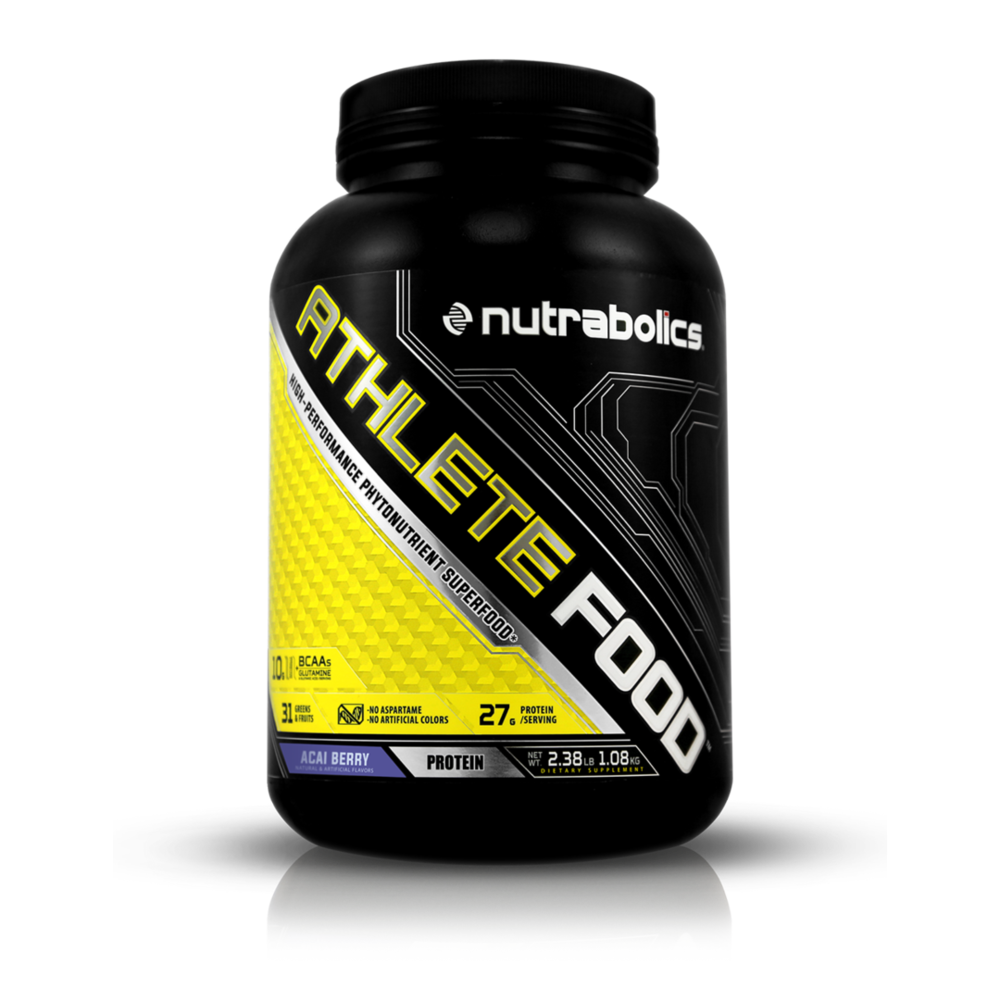Nutrabolics Athlete Food
