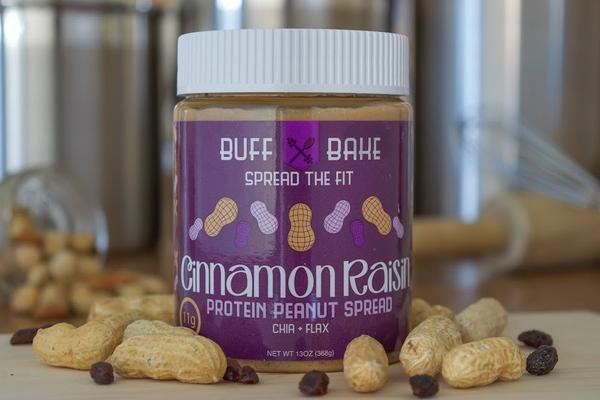 Buff Bake Cinnamon Raisin