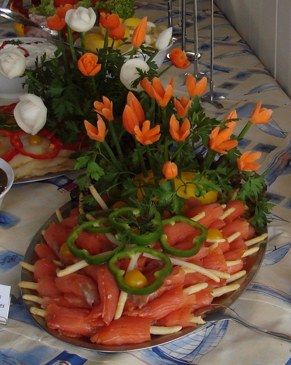 SalmonAsparagus