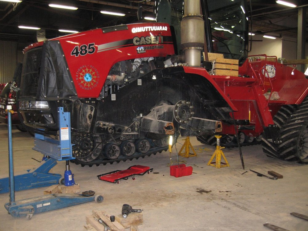 Quadtrac Repair 011110 07