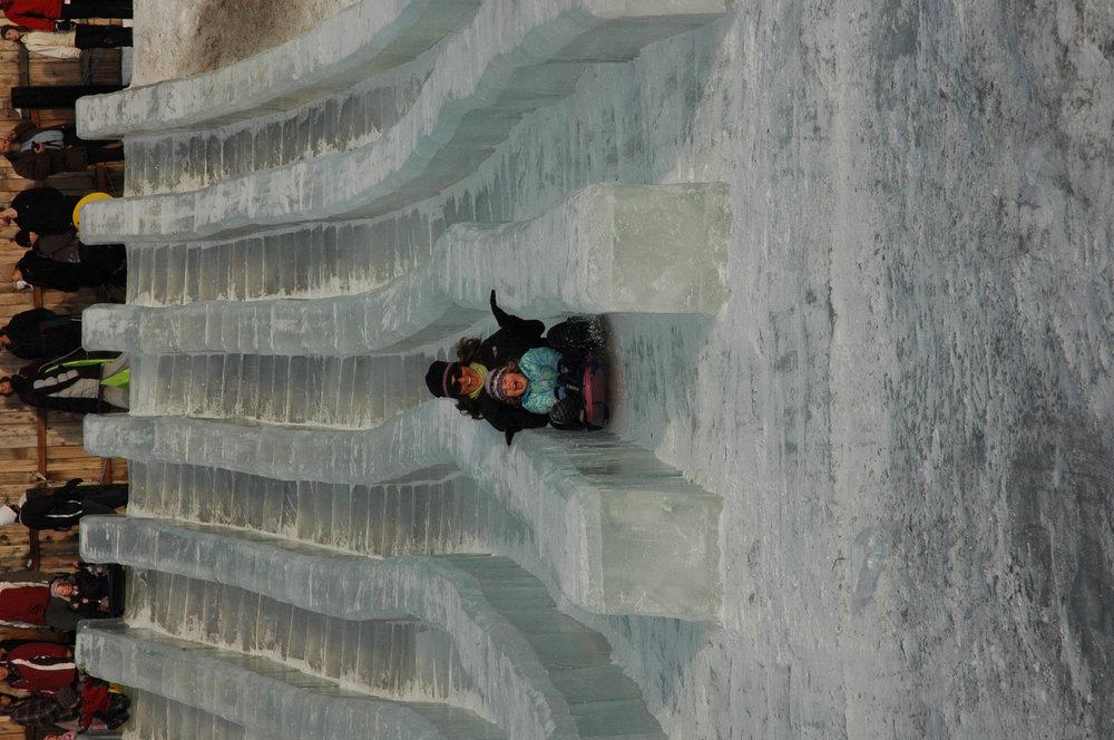 Rotation of IcePark3