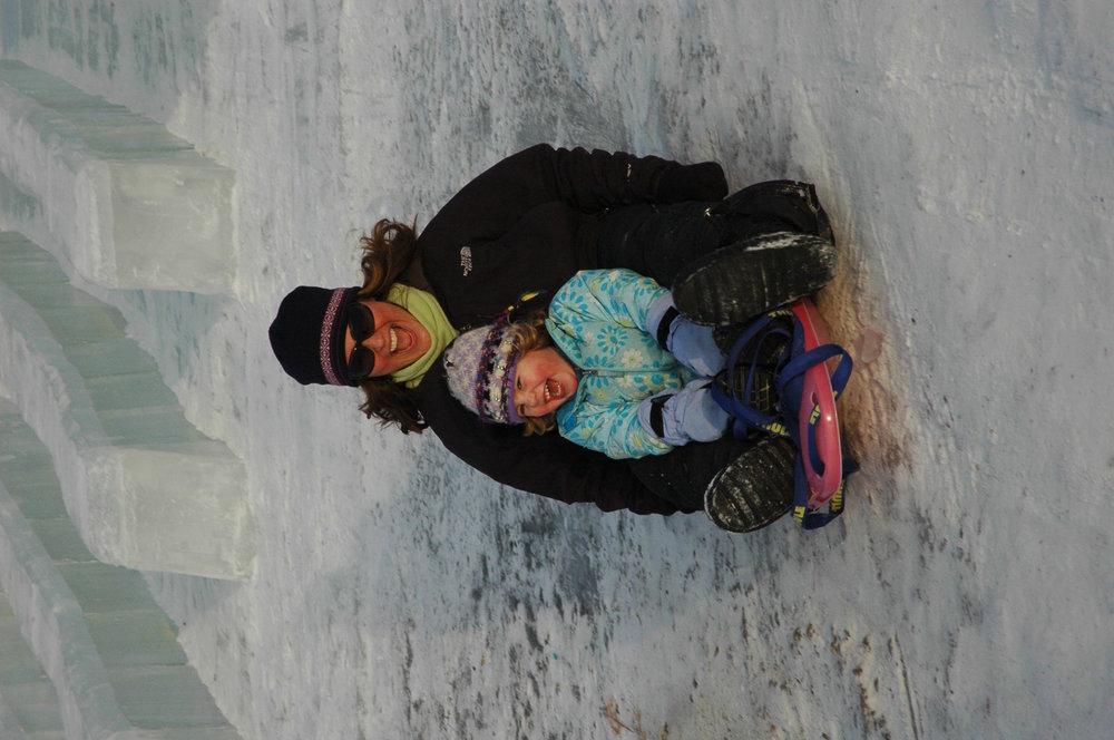 Rotation of IcePark4