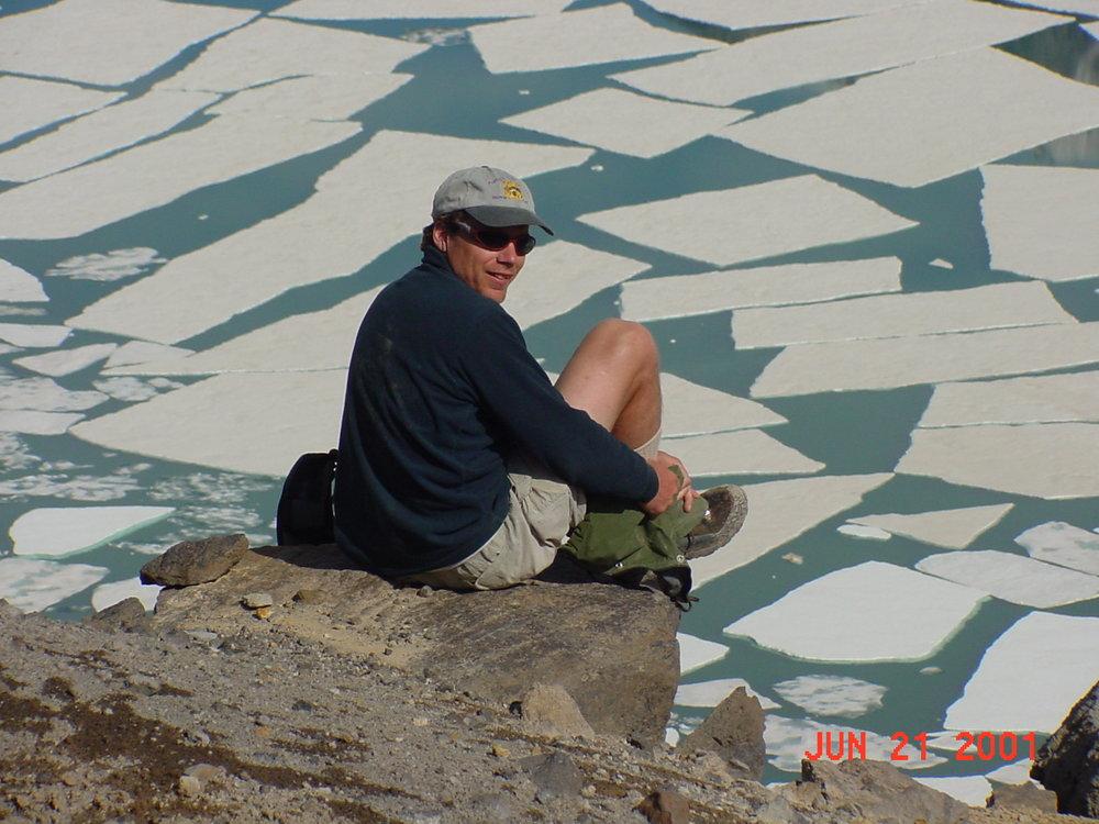 1. Me, Katmai caldera