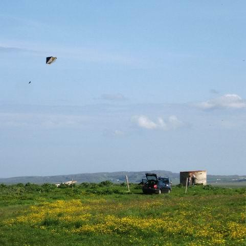 Kite Flying Camera