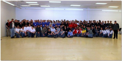 2010 Group photo