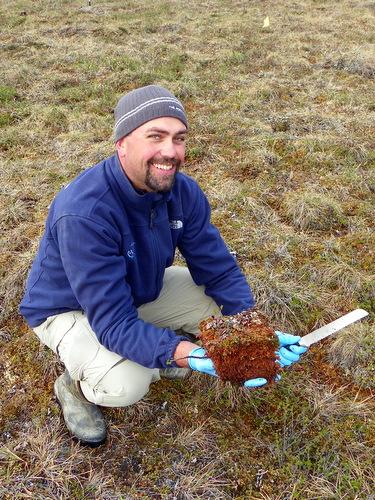 Tundra cake