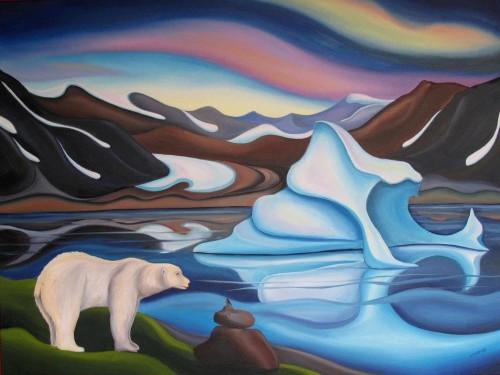 Linda.painting