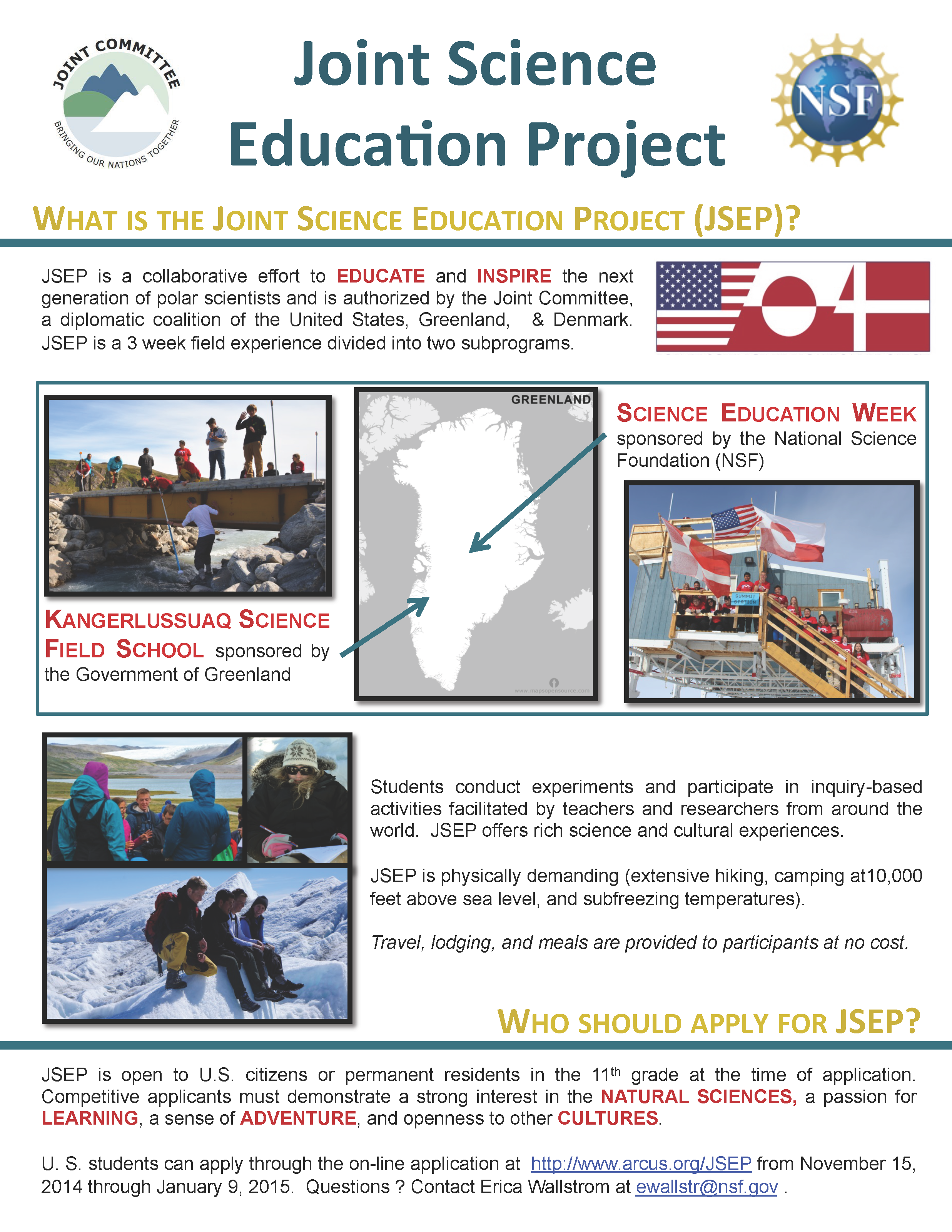JSEP Flyer 2015