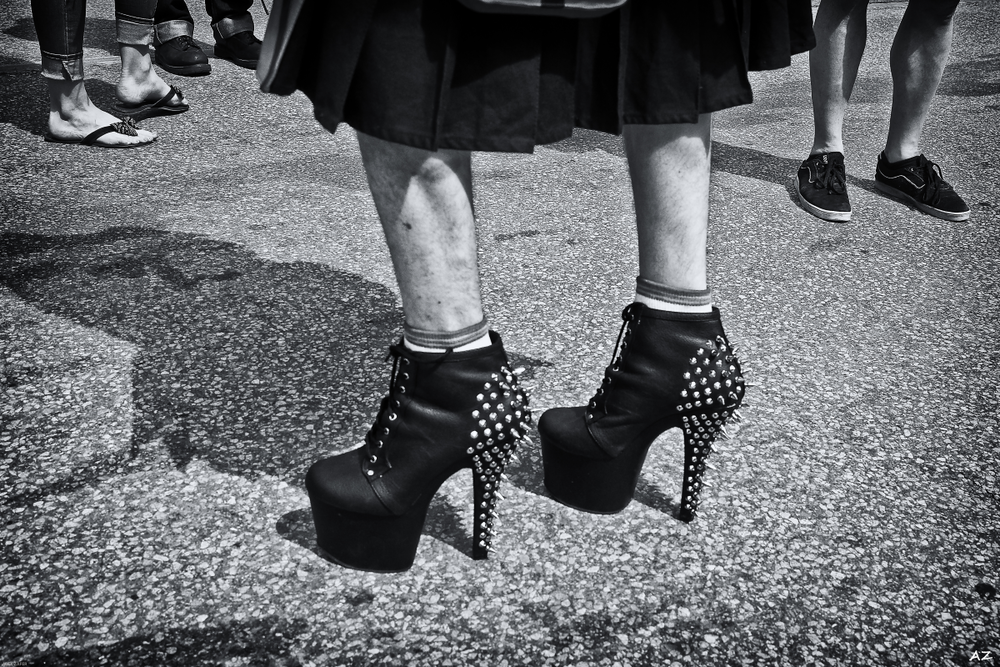 Alex Zafer candid street photography