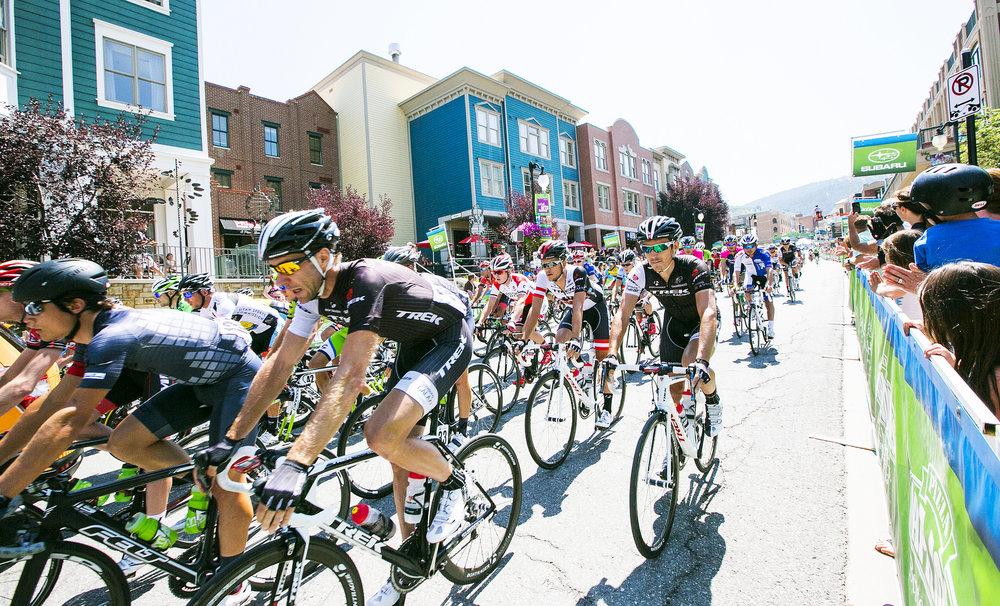 August: Tour of Utah