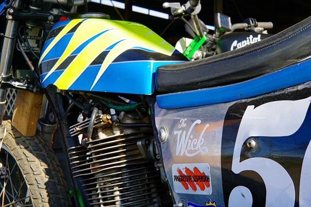 Just a reminder that we will be closing early on Saturday and Sunday this weekend as many on the Wick team is down in Portland and Salem for the One Moto Show and flat track races.  We'd apologize for any inconvenience, but to be honest, you should be down here too.  #thewick #thewickmoto #moto #flattrack #theoneshow