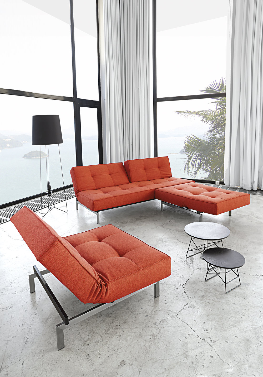 Splitback Sofa and Chairs
