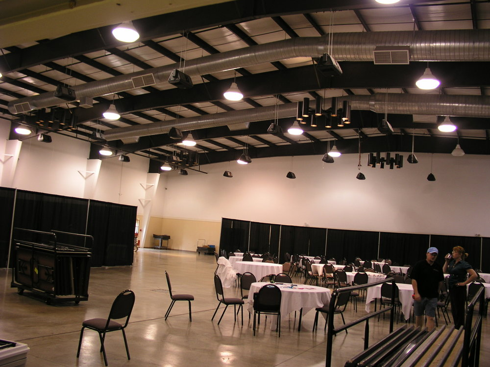 Convention center (Before)