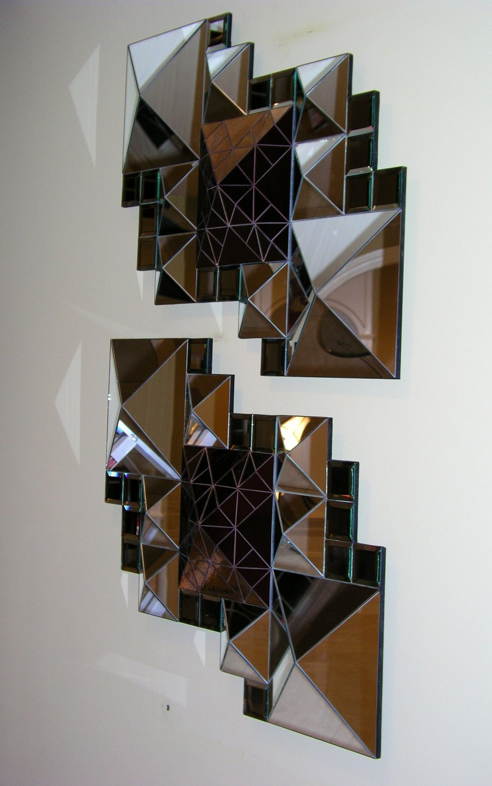 Mirror Mosaic (angle view)