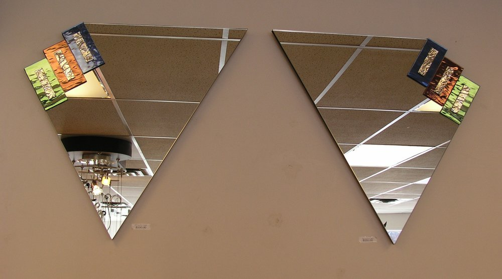 """Mirror"" Triangle"