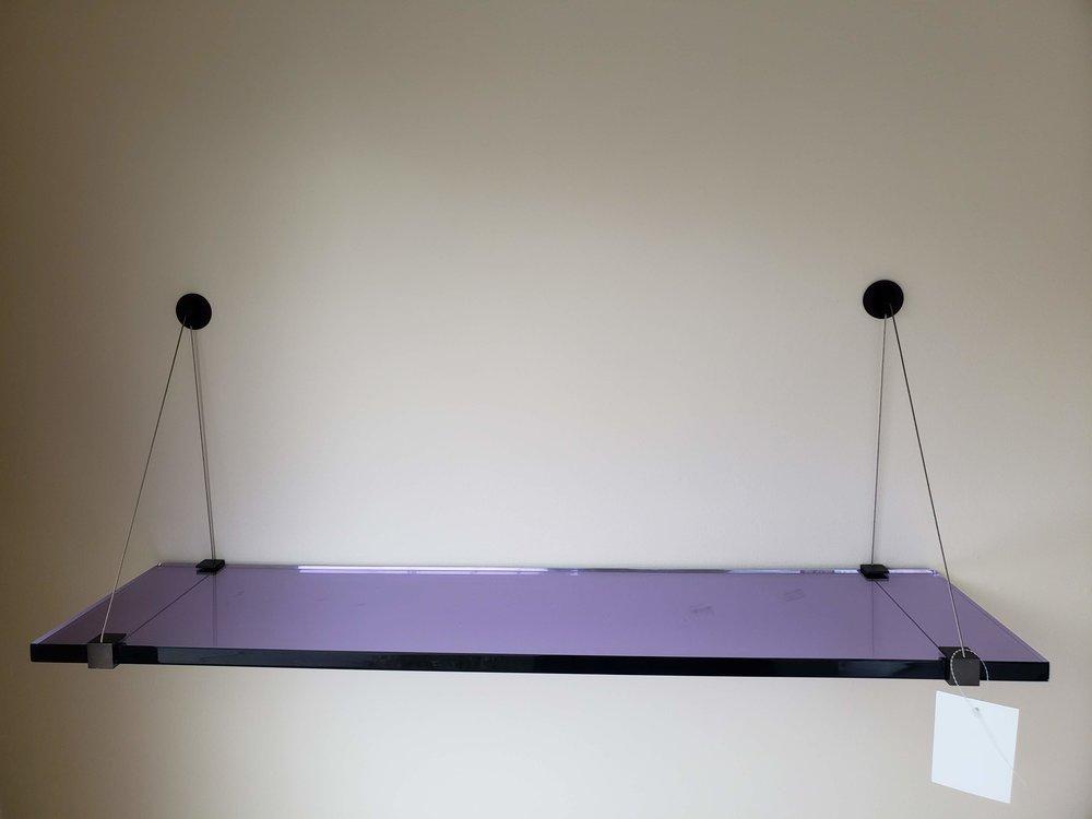 Purple Shelf