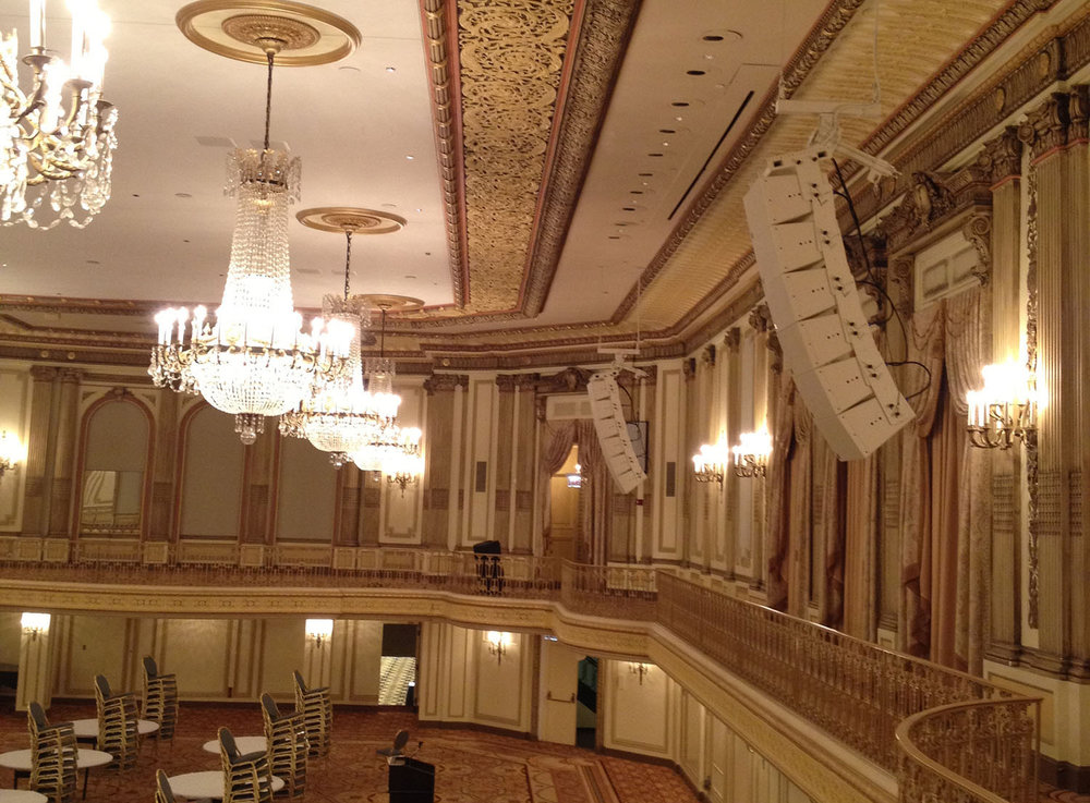 Palmer House Hilton Hotel Grand & State Ballrooms
