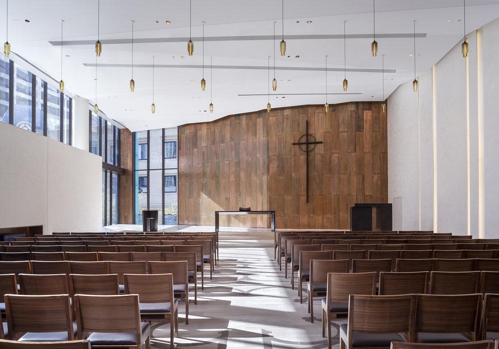 Fourth Presbyterian Church Gratz Center