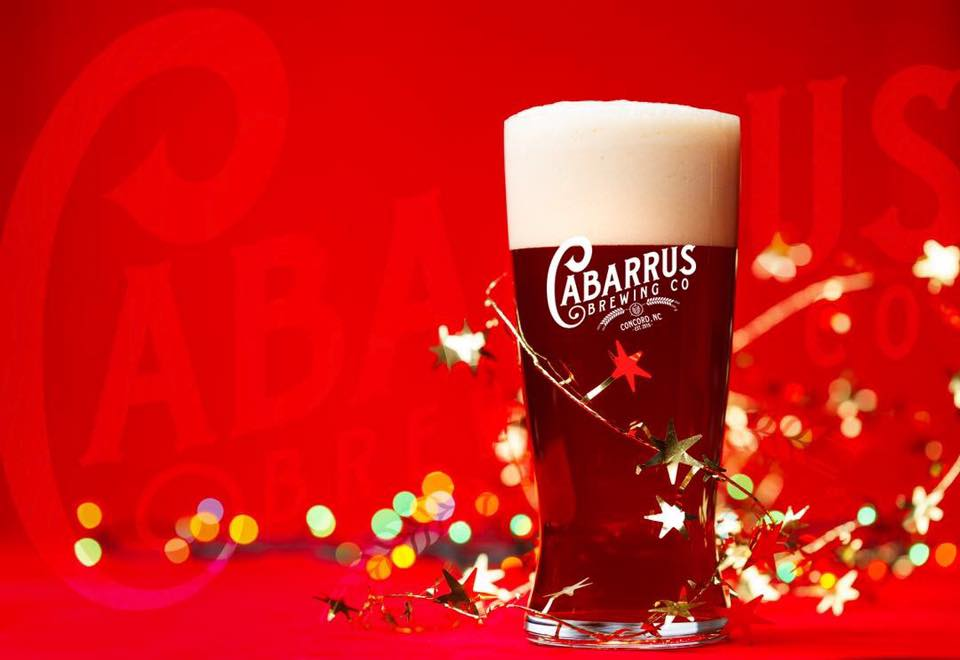 "Dec. 2nd: 12-5 Christmas at Cabarrus Brewing Company 329 McGill Avenue NW, Concord, NC *Free Admission with various vendors and Special annual beer on tap ""Wishlist Spiced Winter Ale""."