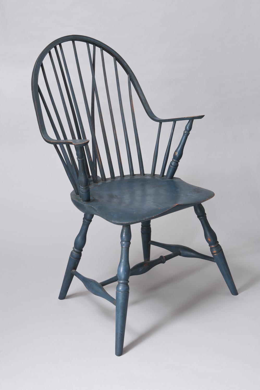 Continuous Arm Windsor & Windsor Chairs u2014 David Douyard Chairmaker