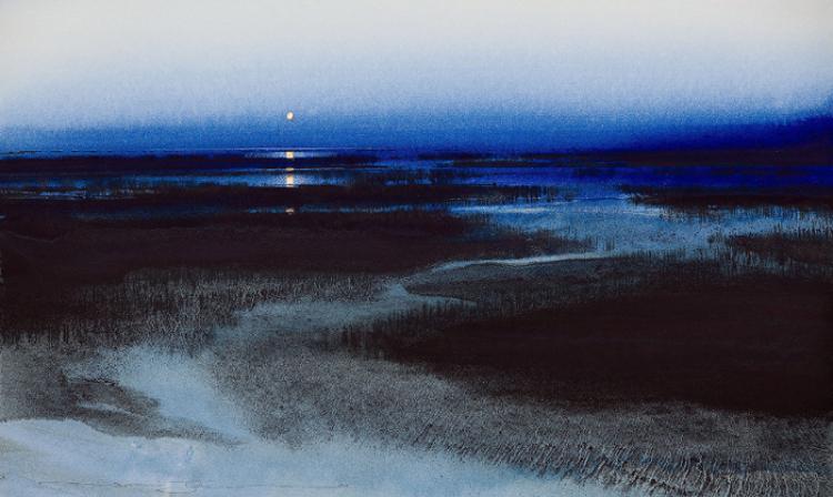 Marsh Moon