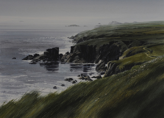 Overcast Day, St Nons